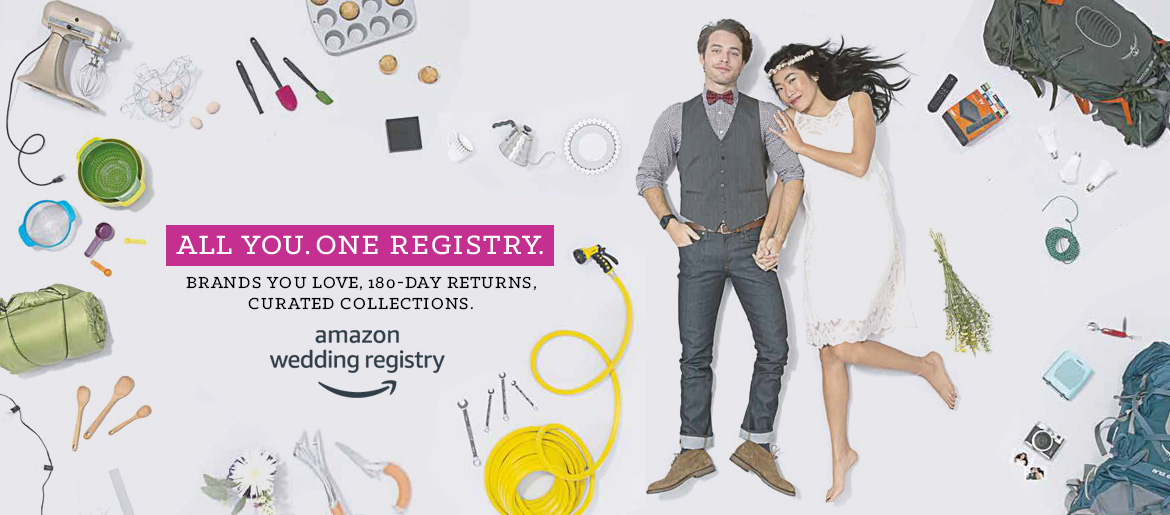 Your Wedding Registry Checklist | Bridalguide