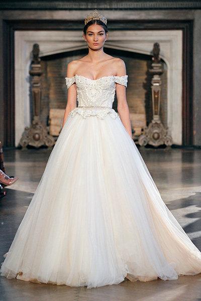 The Most Beautiful Corset Wedding Dresses | BridalGuide