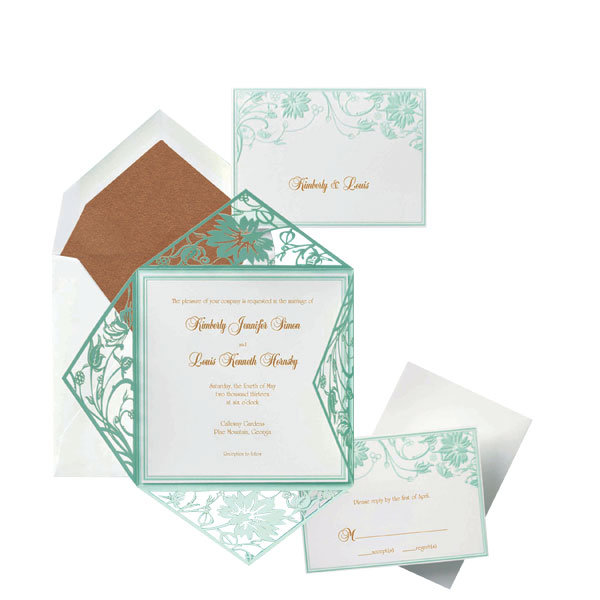 Emily Post Wedding Invitation is an amazing ideas you had to choose for invitation design