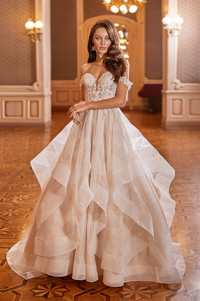 moonlight collection ball gown