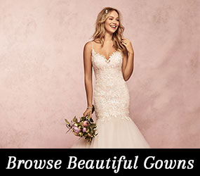 Featured Wedding Gowns