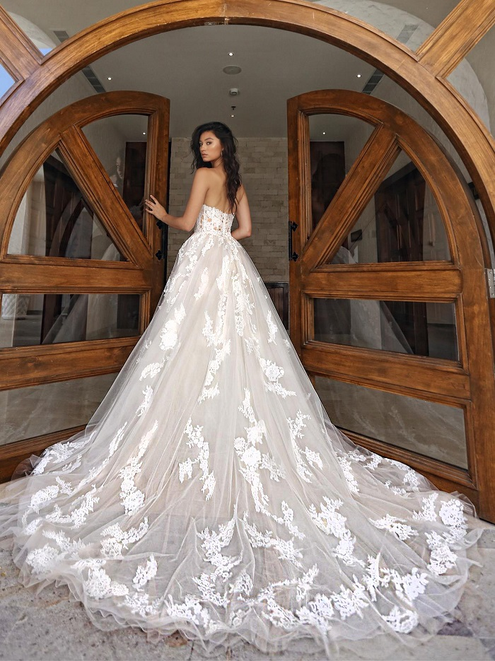 Landry Enzoani Ball Gown
