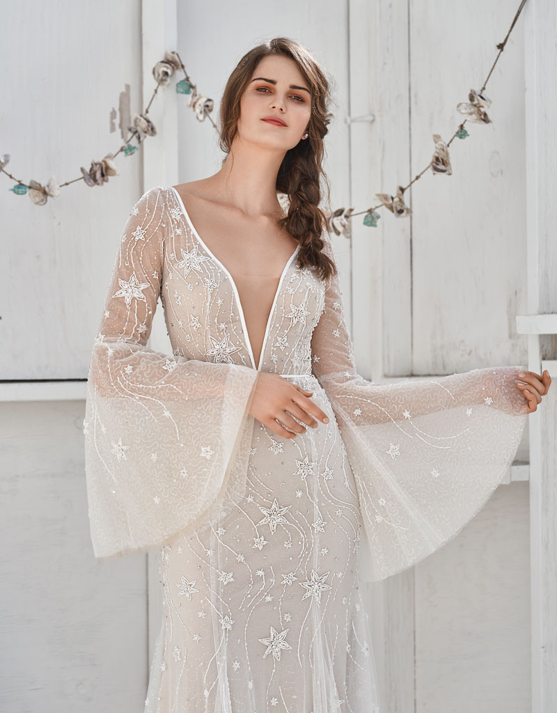 Lillian West Gown