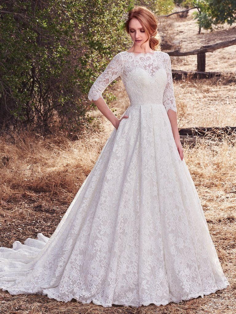 Maggie Sottero Cordelia Dress