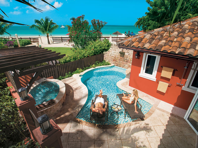 Mediterranean Butler Villa Sandals Grand Antigua