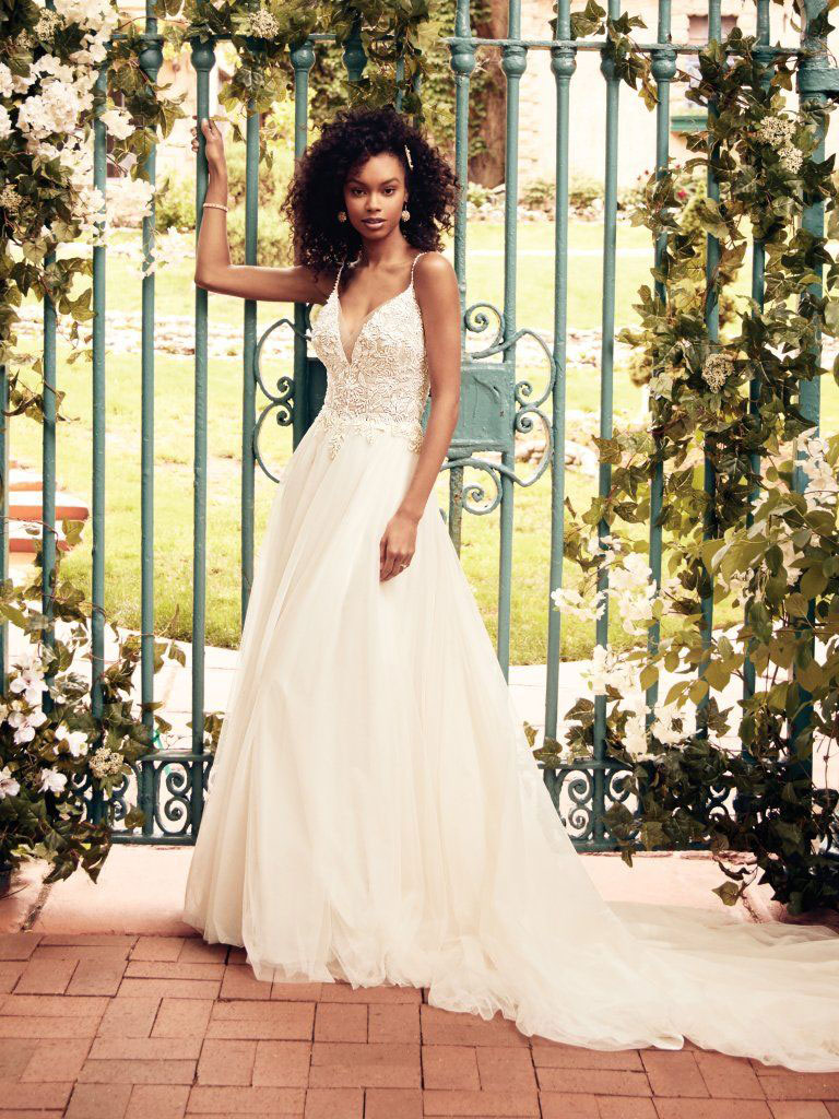 12 Lace Gowns Under $1,500