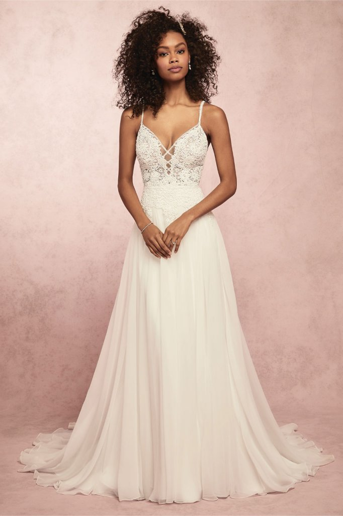 Seraphina Lace Gown Rebecca Ingram