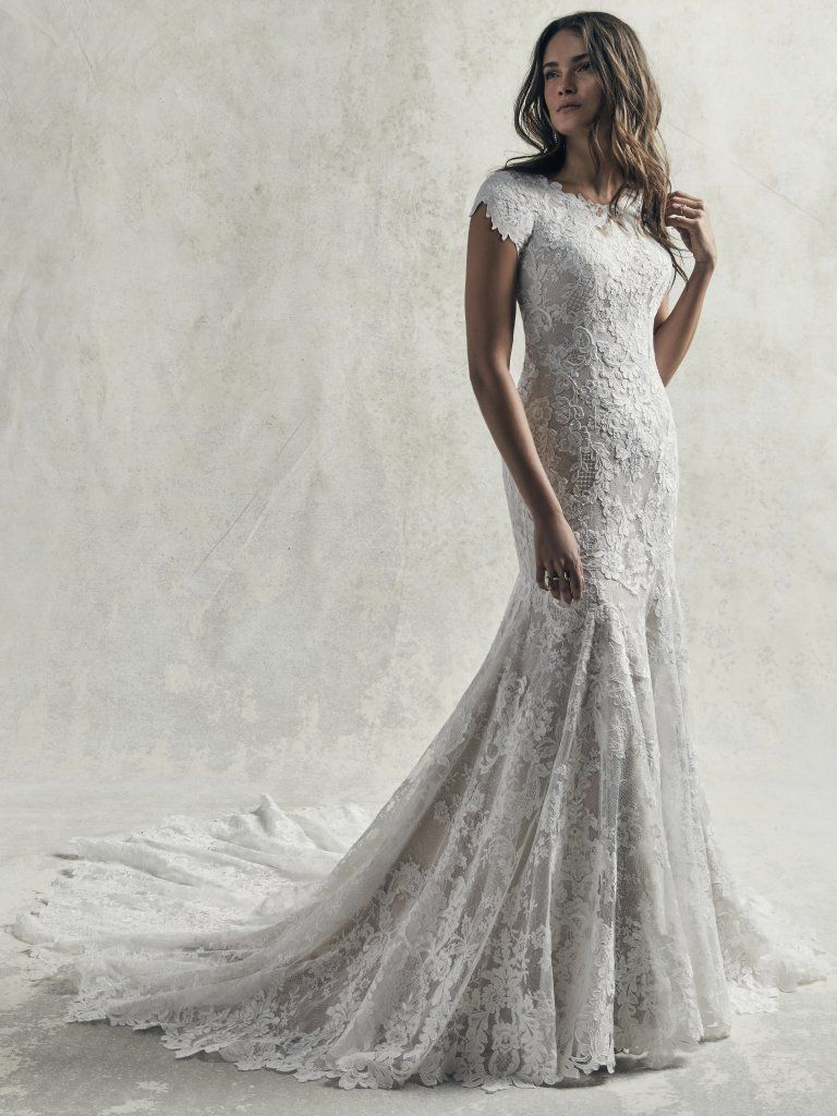 Sottero and Midgley Chauncey Leigh