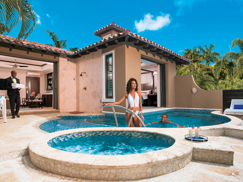 South Seas Butler Villa Sandals Grenada