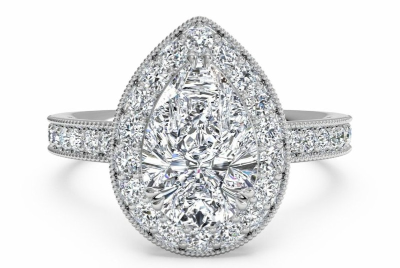 The Biggest Engagement Ring Trends Of 2018 Bridalguide