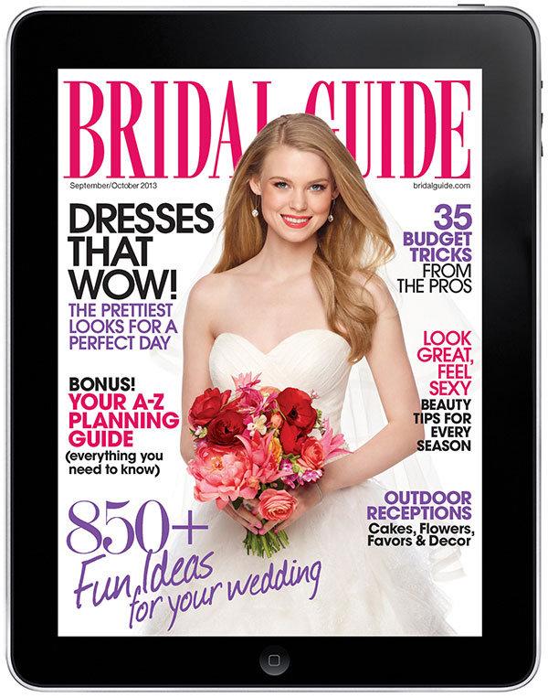 Bridal Guide or Brides? Compare Bridalguide.com and Brides.com
