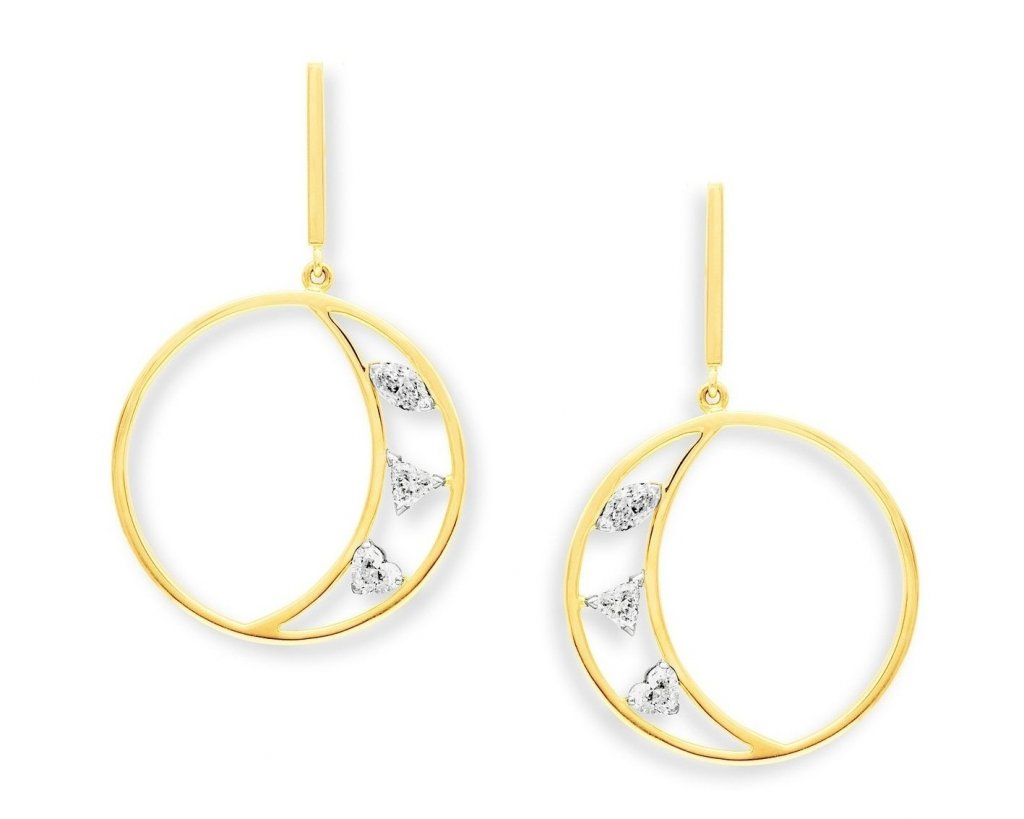 Swati Crescent Earrings COVID19