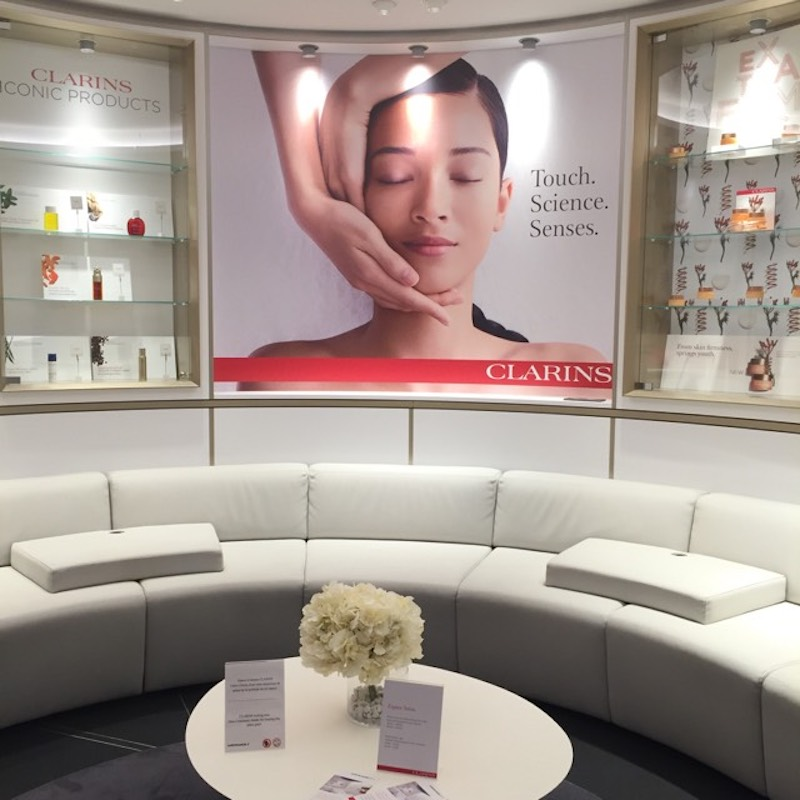 Clarins Spa