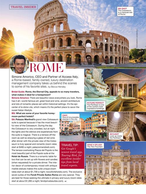 Travel Insider Rome