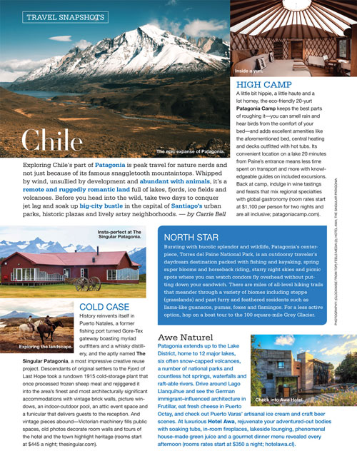 Travel Insider Chile