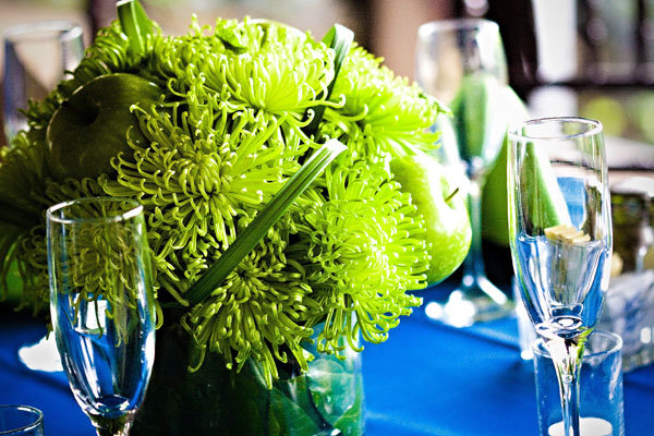 Wedding Color Palette Blue Wedding Inspiration Green Wedding Inspiration