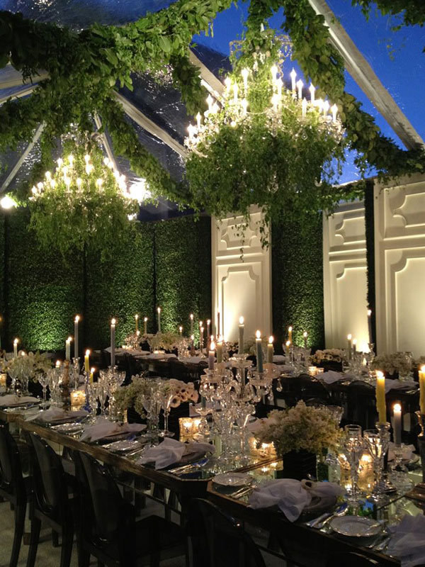 Wedding Reception Decor - Garden Wedding Ideas | Wedding Planning