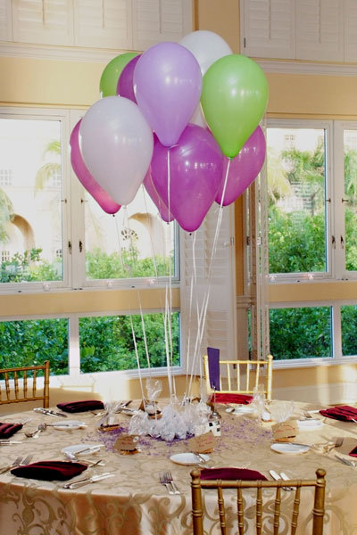 Kids Table at Wedding - Fun Wedding Reception Decor | Wedding