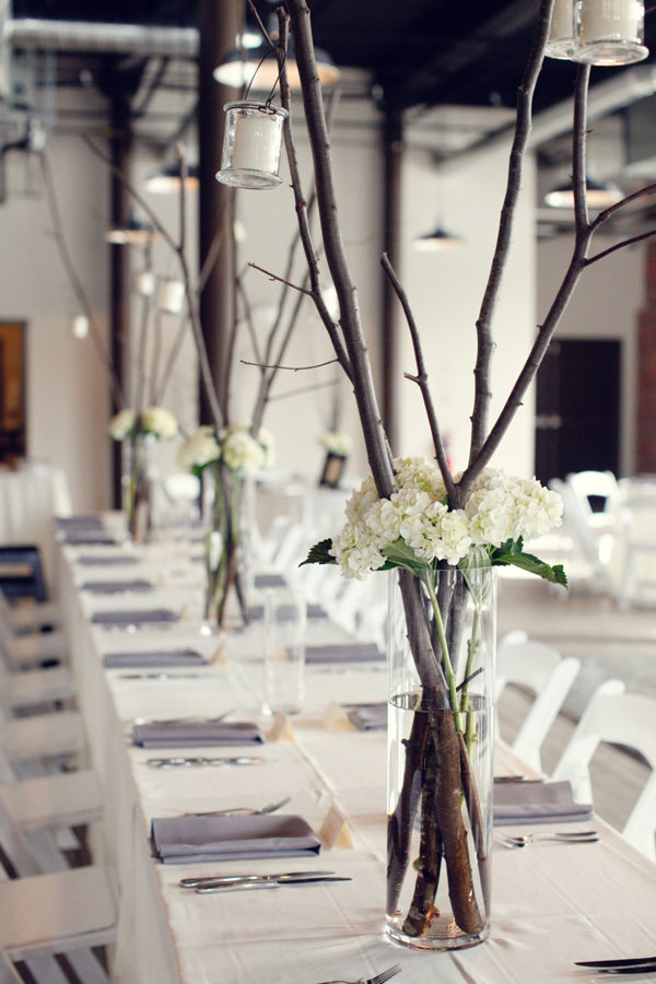 Rustic Wedding Centerpieces - DIY Wedding Centerpieces | Wedding ...