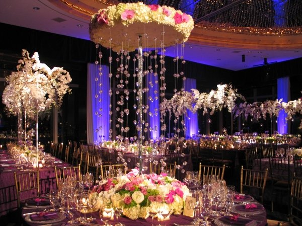 tantawan bloom tall centerpieces