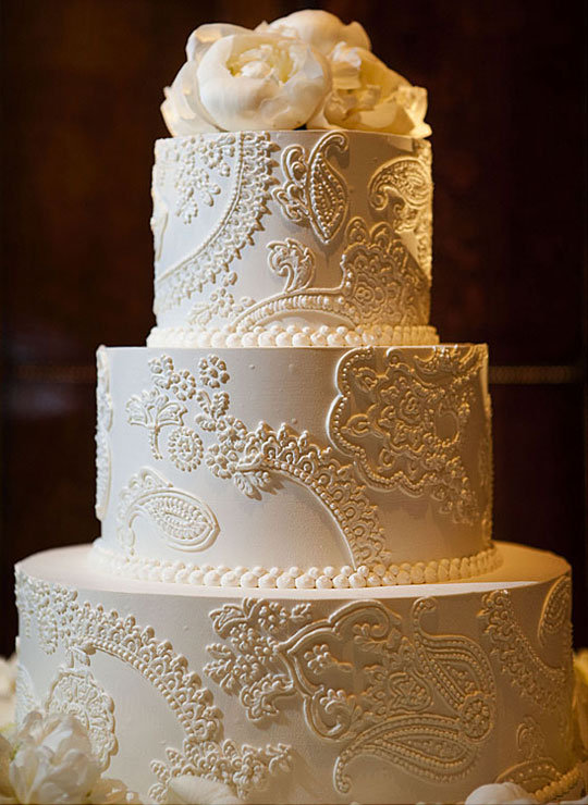 Wedding Cake Designs Vintage : Photo of the Day BridalGuide
