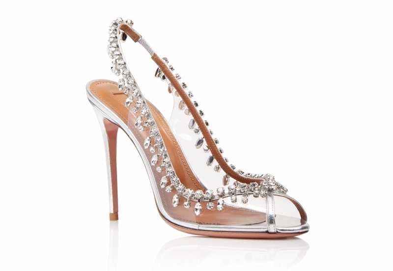 Aquazzura Royal Wedding Worthy Heels