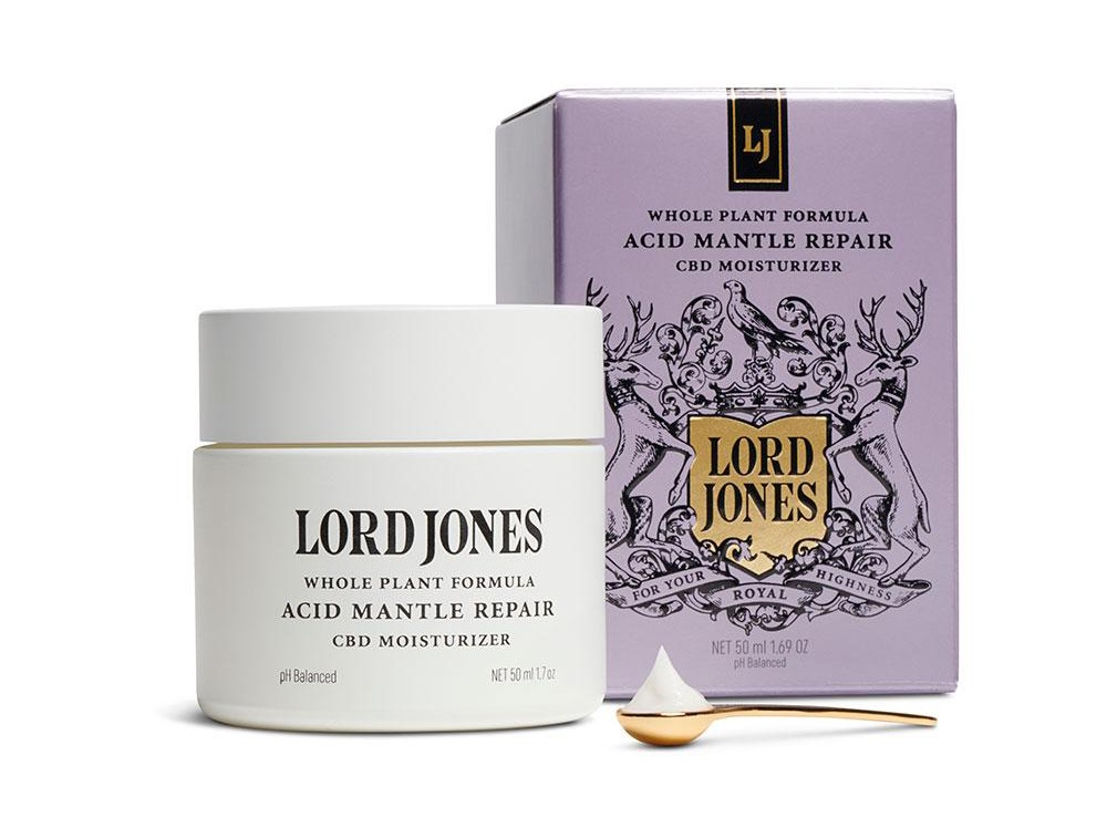 Lord Jones Acid Mantle Repair Moisturizer with CBD