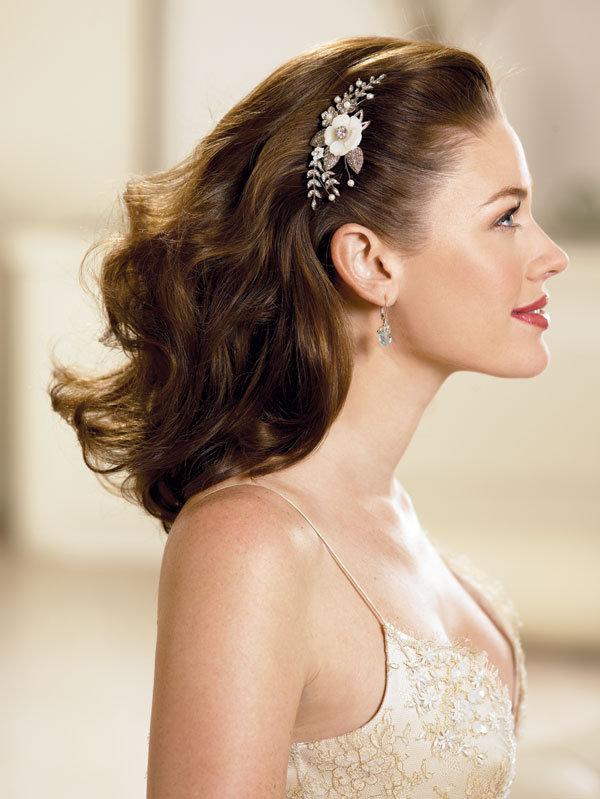 Chic Wedding Hairstyles | BridalGuide