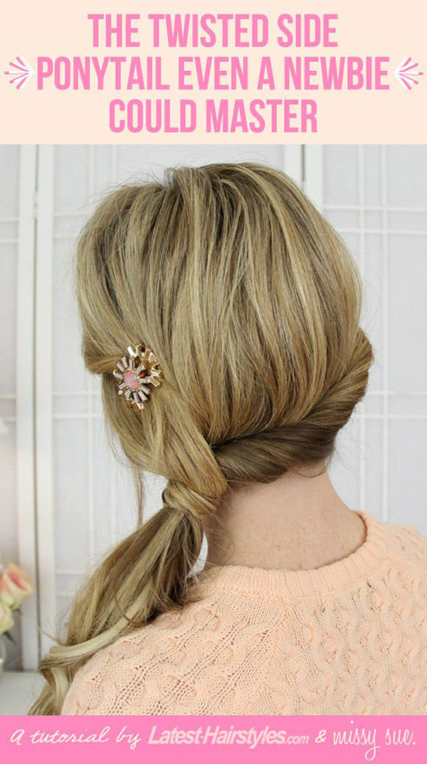 10 Beautiful Diy Hairstyles To Wear To A Wedding Page 8