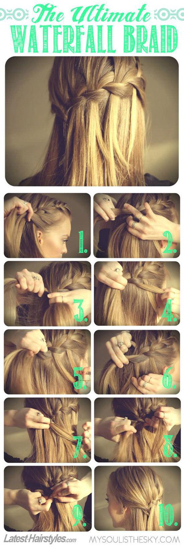 Remarkable 10 Beautiful Diy Hairstyles To Wear To A Wedding Bridalguide Short Hairstyles Gunalazisus