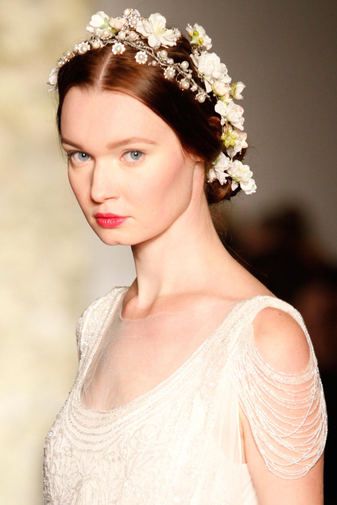 Phenomenal Gorgeous Braided Wedding Hairstyles Bridalguide Short Hairstyles Gunalazisus