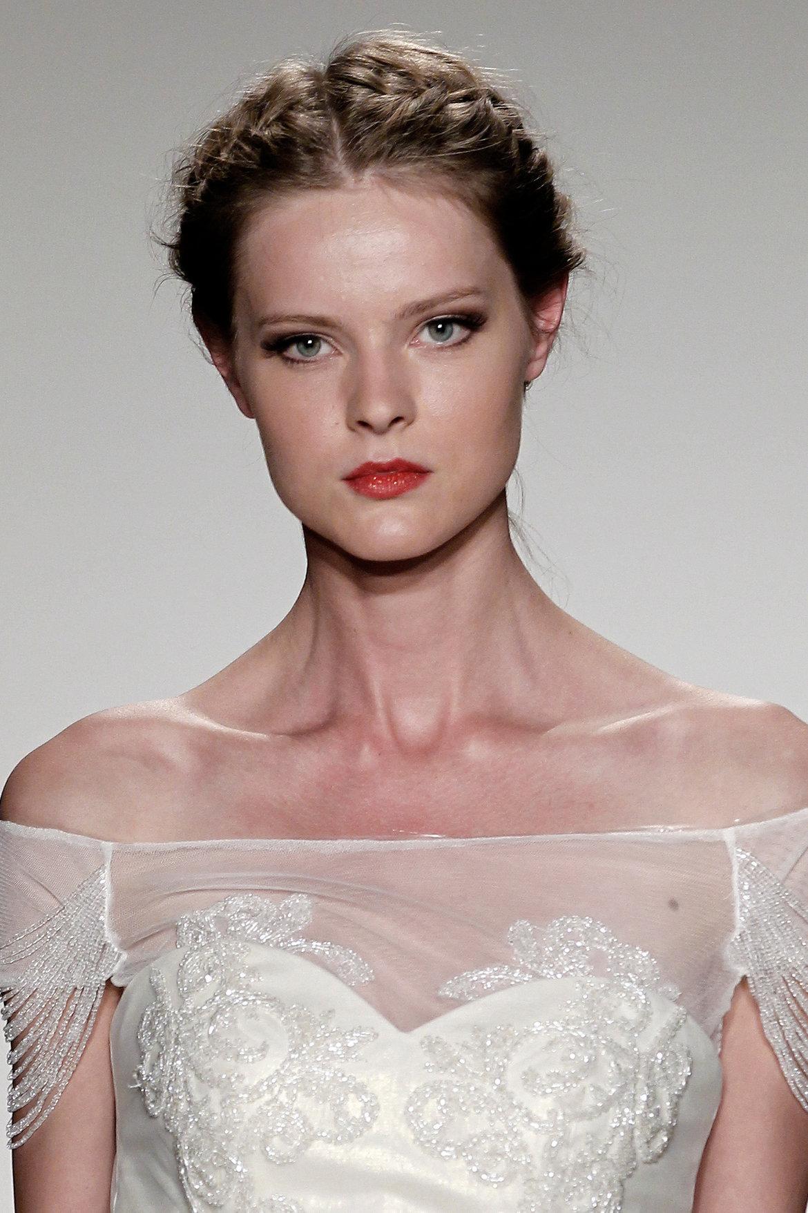 Brilliant Gorgeous Braided Wedding Hairstyles Bridalguide Hairstyles For Men Maxibearus