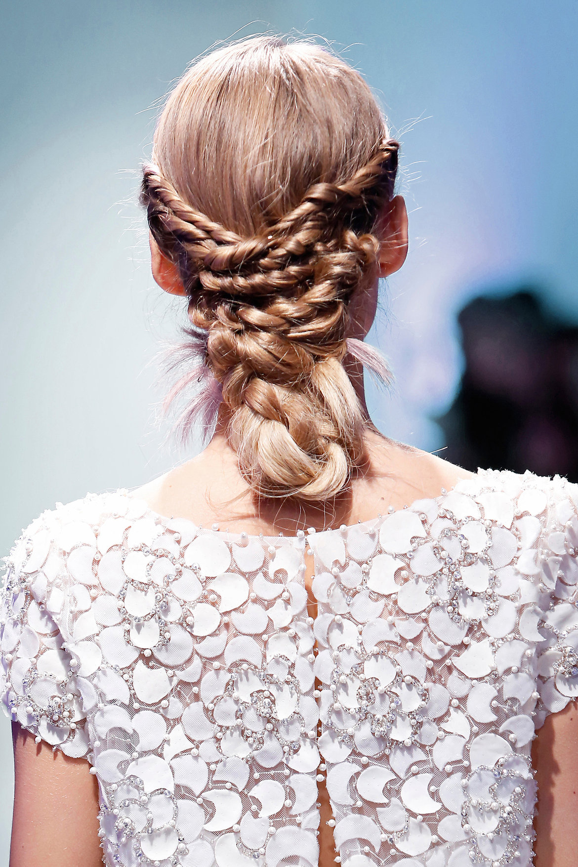 gorgeous braided wedding hairstyles