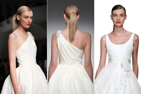 Tremendous Hot New Wedding Hairstyle Ideas Bridalguide Short Hairstyles For Black Women Fulllsitofus