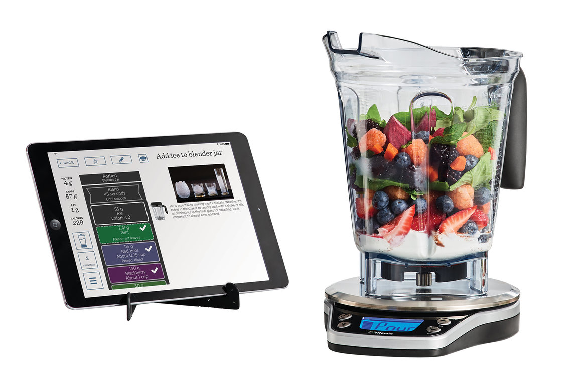 vitamix smart scale and app