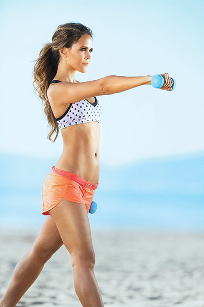 Get Toned in Time for the Wedding BridalGuide
