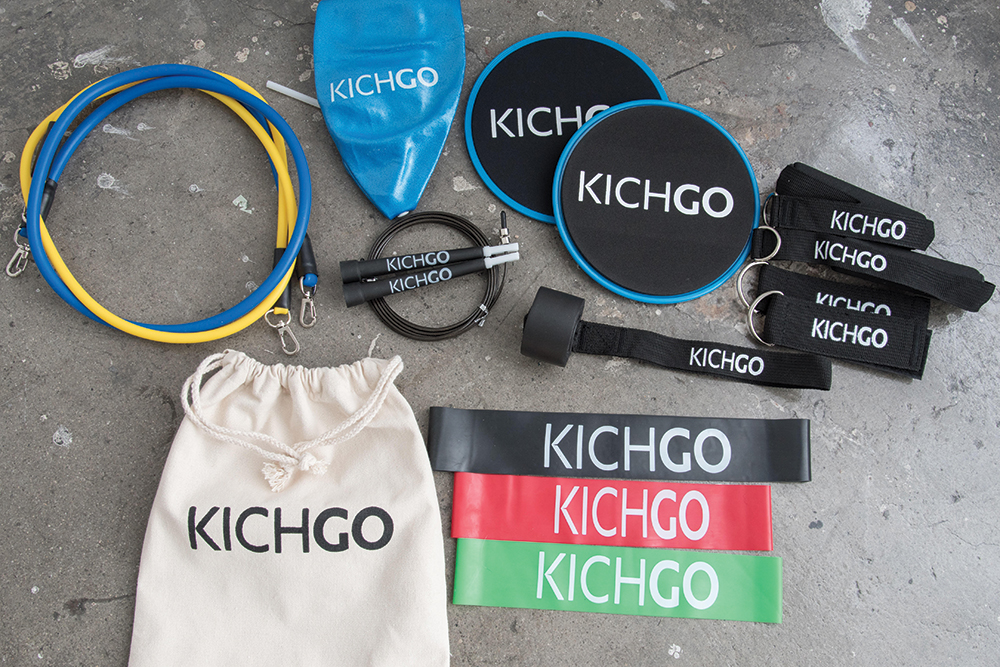 Kit Kichgo essentials