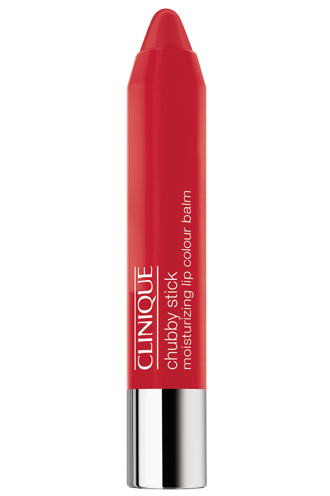 Clinique Chubby Stick Intense in shade Two Ton Tomato