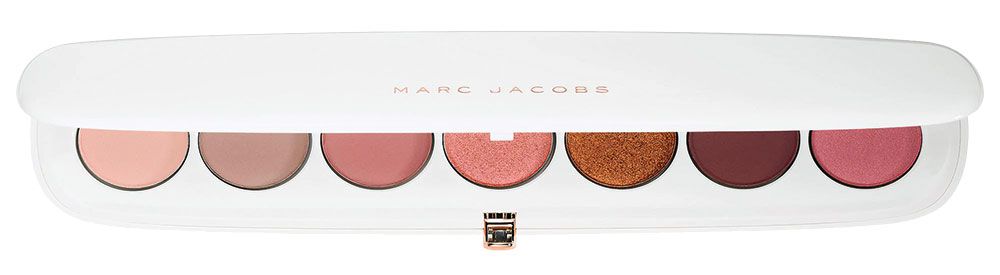 Marc Jacobs Coconut Eye-Conic Multi-Finish Eyeshadow Palette