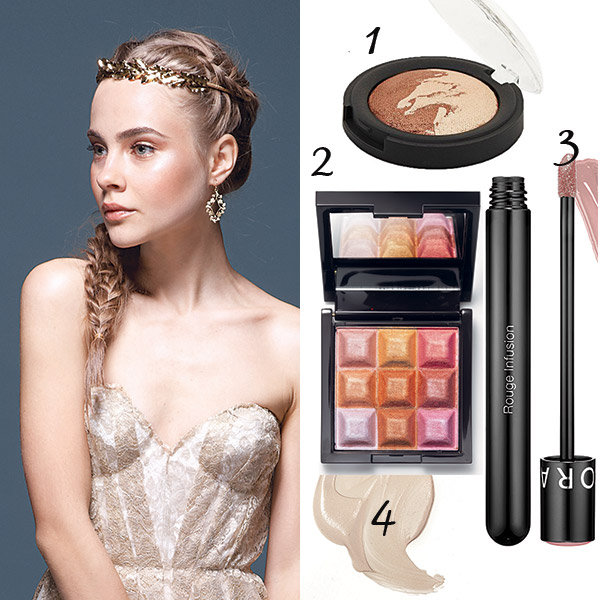 The Right Wedding Makeup For Your Personality BridalGuide