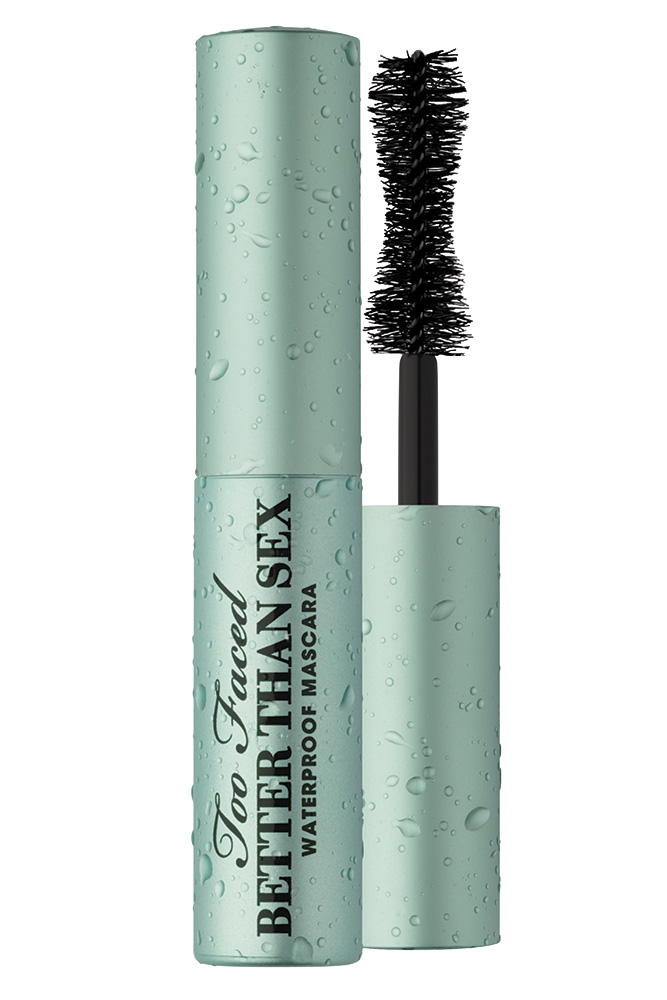 Too Faced Better Than Sex Waterproof Mini Mascara
