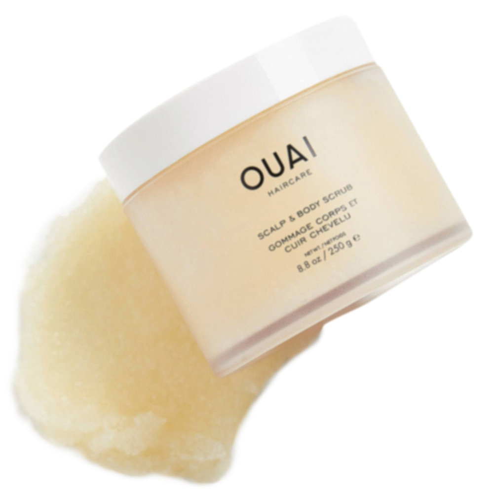 Ouai Haircare Scalp and Body Scrub