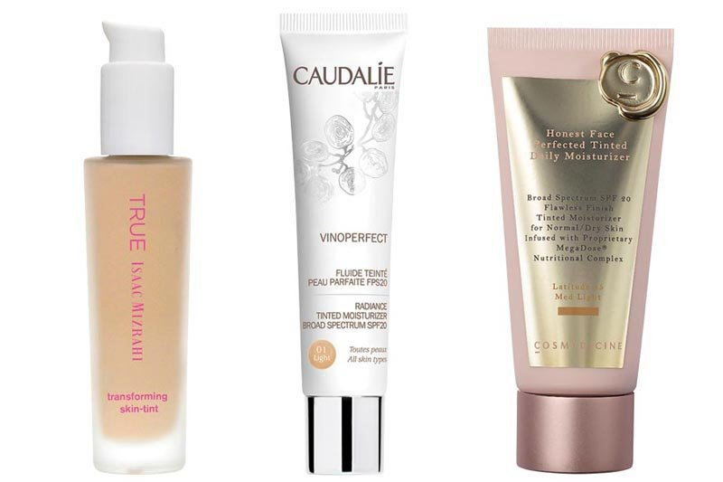 tinted moisturizers