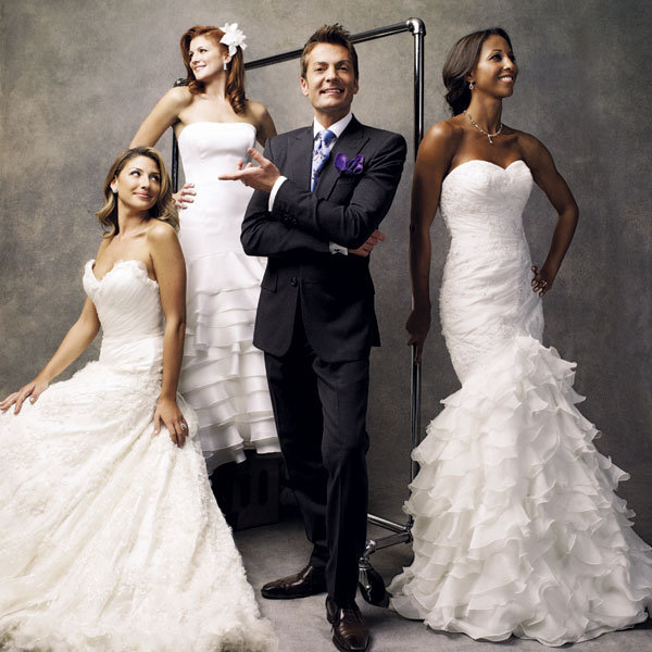 Randy Fenoli's Top 10 Tips For Wedding Dress Success