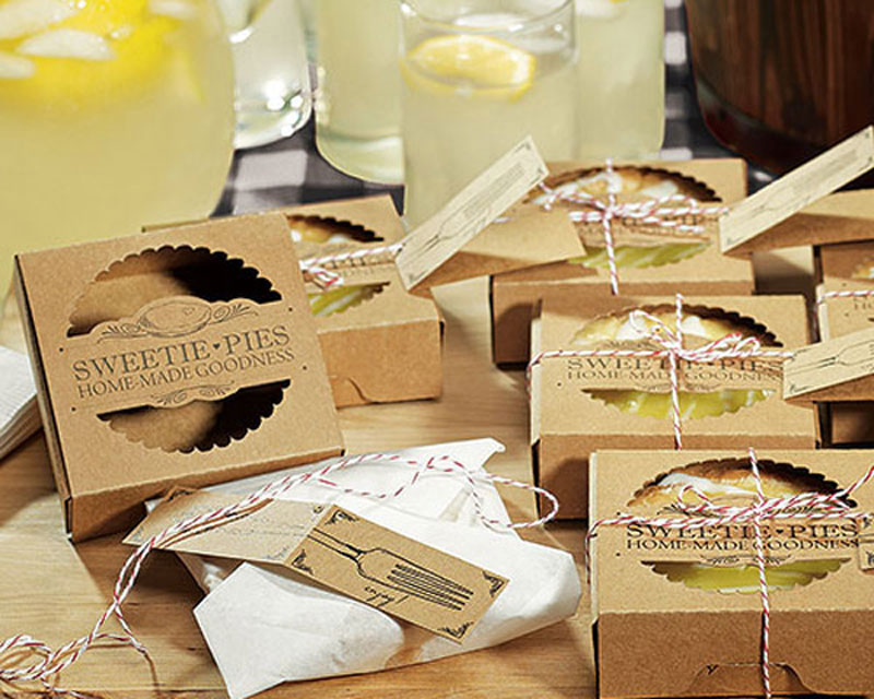 Sweetie Pie Wedding Favor