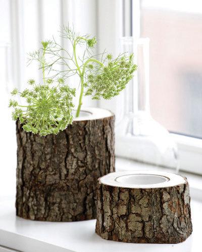 Цветы из дерева своими руками фото