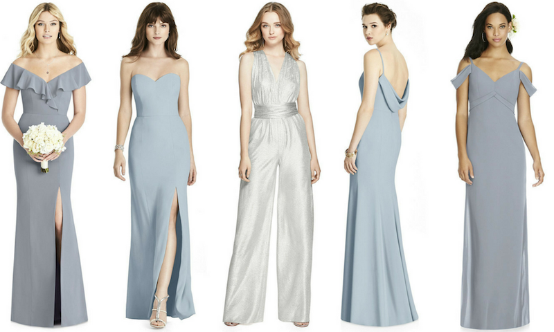 9ecf69f6050 What s Trending  25 Must-Have Bridesmaid Dresses in Top Fall Colors ...