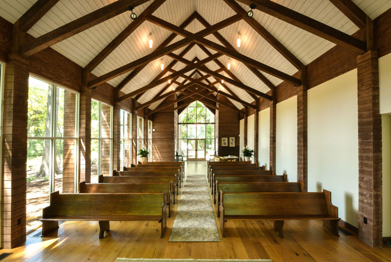 Graceland Chapel in the Woods