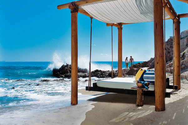 los cabos floating bed