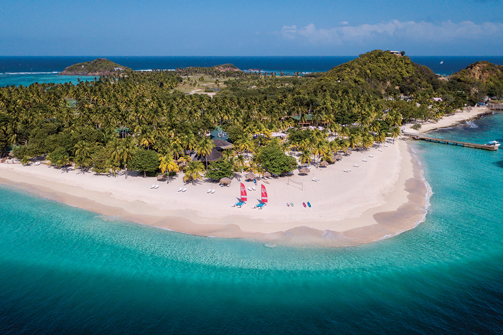 Palm Island Resort and Spa St Vincent and the Grenadines